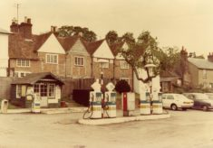 Marchmont Arms, Garage and Cottages