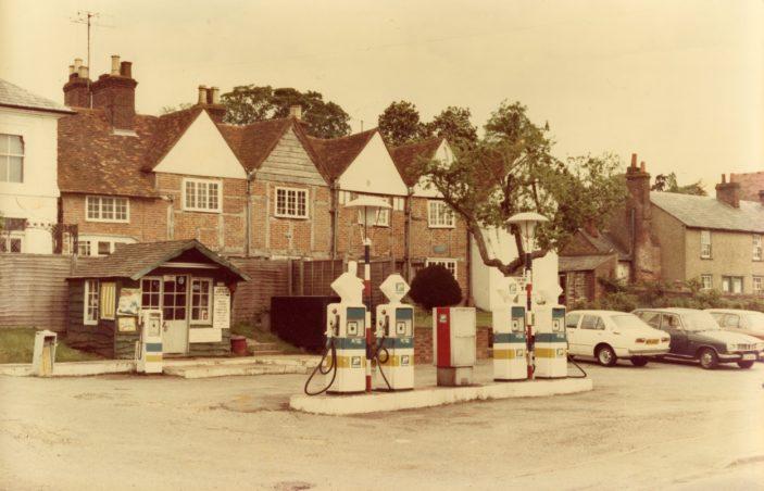 Piccotts End Garage, c.1950s