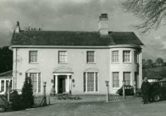 The Earl of Marchmont's Queen Anne House