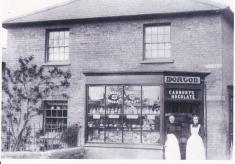 The Morton family in Hemel Hempstead