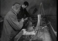 Film of a Plastic Model workshop