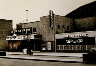 Odeon Cinema and Fish 'n Chip Shop | Herts Archives