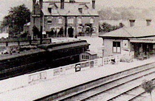 Midland Station Replaced with Houses | Herts Archives