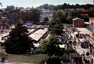Market 1960's | Herts Archives