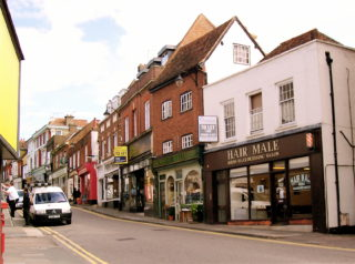 Hemel Hempstead's Old High Street 2011 | L.C.Howard