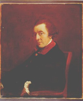 Portrait of Sir John Saunders Sebright (1767-1846) | Dacorum Heritage Trust
