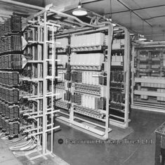 The John Dickinson telephone exchange, 1970's | Dacorum Heritage Trust