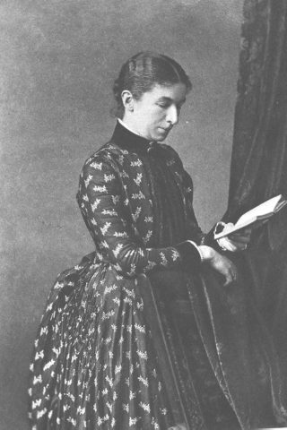 Mrs Humphry Ward   The Dacorum Heritage Trust