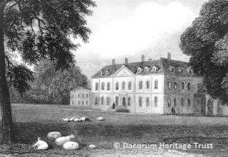 Beechwood Park in the early 1800's   Dacorum Heritage Trust