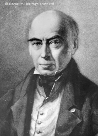 Sir John Sebright 1832 | Dacorum Heritage Trust