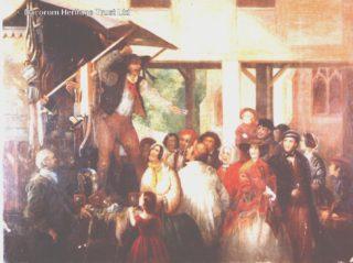 The Market Trader by Lefevre Cranstone. | Dacorum Heritage Trust