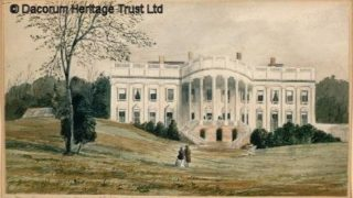 The White House, 1860 by Lefevre Cranstone | Dacorum Heritage Trust