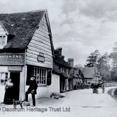 The Post and Telegraph Office at Water End | Dacorum Heritage Trust