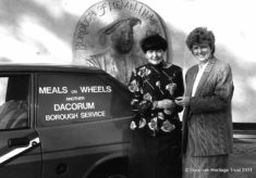 """Is this the original """"Meals on Wheels"""" team?"""