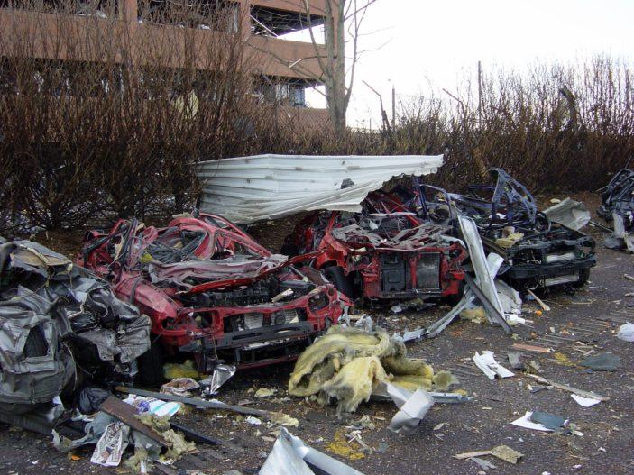 Car park after 11/12