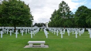 The American Cemetery, Madingley, Cambridgeshire | Photo: Anni Berman