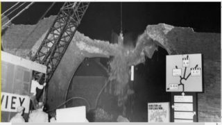 The destruction of the arch | Unknown