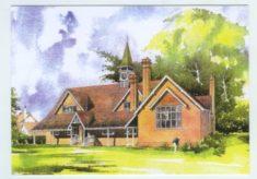 History of Hastoe Hall tells tale of 'mini welfare state'