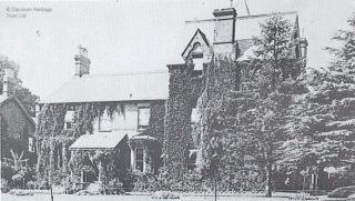 Hillside, later Heath Brow School, in Heath Lane, Hemel Hempstead | Dacorum Heritage Trust Ltd