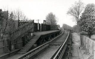 Heath Park Halt   Hertfordshire Archives and Local Studies