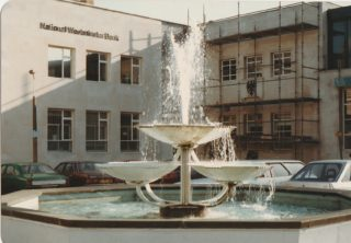 The Fountain in Bank Court | Ray Swan