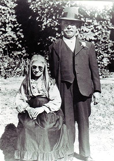 Jimmy and Maria Bolino   Geoff Webb