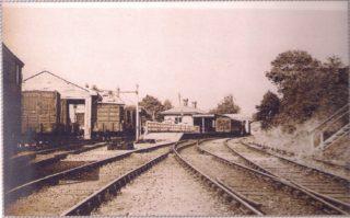 Midland Road Station | Hemel Library