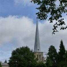 St Mary's Church | John Newberry