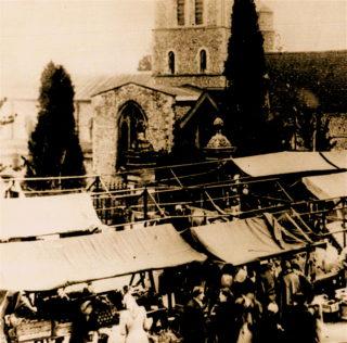 Hemel Hempstead's Old Market Square | Hemel Library