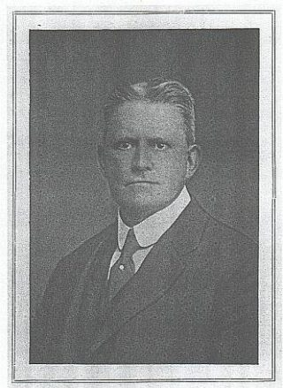 Percy Webster, 1862- 1938 - a portrait shown in The Antique Collector, January 1939, and reproduced in Antiquarian Horology, Vol 23 No 3 p260   Barbara Chapman