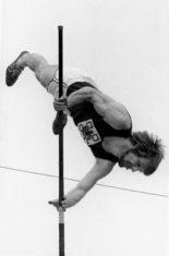 Pole Vaulting Closes Waterhouse Street
