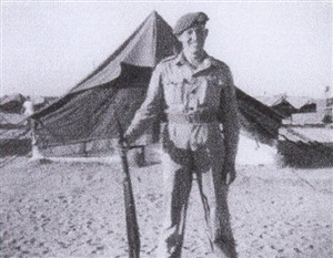 S.A.C. Howard in Egypt