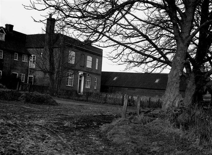 Langley Lodge Farm 15th January 1938 | Herts. Archives