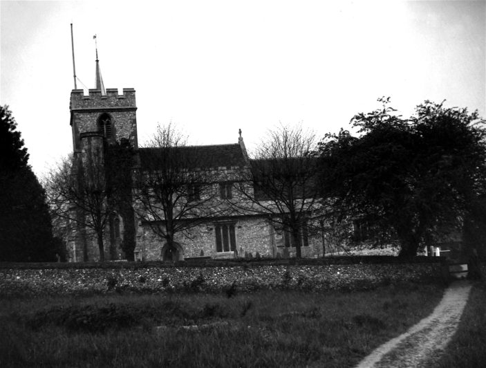 All Saints Church 1st May 1920 | Herts. Archives