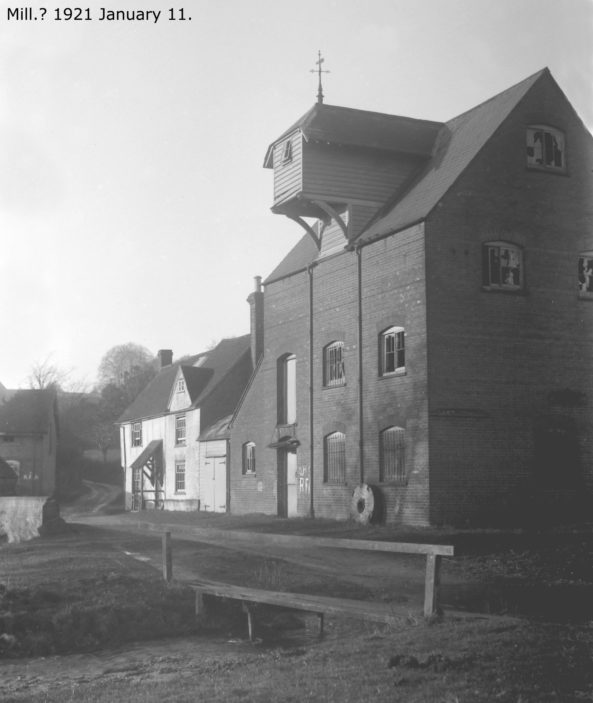 Mill, 1921 | Hertfordshire Archives and Local Studies