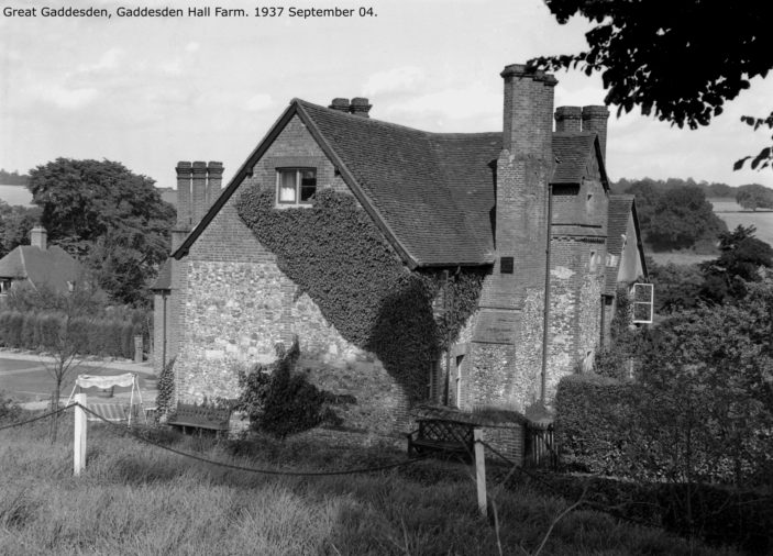 Hall Farm | Hertfordshire Archives and Local Studies