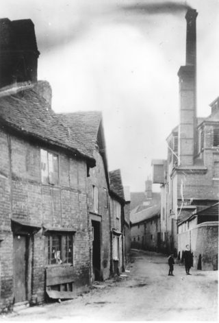 Locke and Smith's Brewery originally in Water Lane, Berkhamsted | Berkhamsted Local History and Museum Society cared for by the Dacorum Heritage Trust