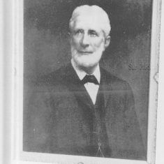Sir Richard Powell Cooper (1818-1913) was also a great pioneer in the export of pedigree cattle and sheep. He was awarded the Baronetcy in 1905 by King Edward VII | Berkhamsted Local History and Museum Society cared for by The Dacorum Heritage Trust Ltd