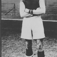 Berkhamsted-born Footballer Frank Broome | Berkhamsted Local History and Museum Society cared for by the Dacorum Heritage Trust