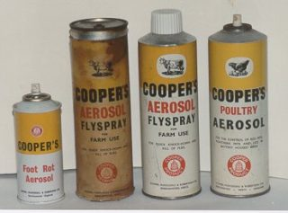 Flykillers,foot rot and poultry aerosols   Berkhamsted Local History and Museum Society