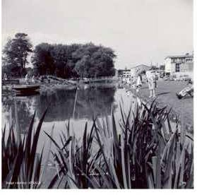 Deborah and Pat: The first days of the gardens | Dacorum Archive