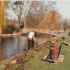 Working on the Gardens 1960 - 2000