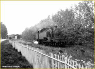 Cotterells siding c1949 | HALS