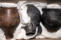 Pots from Cow Roast | Berkhamsted District Archaeological Society cared for by the Dacorum Heritage Trust