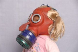 Childs Gas Mask | Museum of Technology