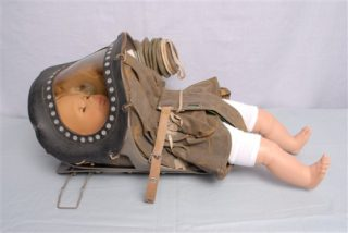 Babies Gas Mask | Museum of Technology