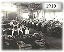 Workers in 1910 | The Dacorum Hertage Trust