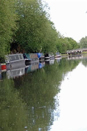 The canal at Felden, Hemel Hempstead | Pete Gray