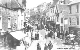 Hemel High Street - 1881 | Hemel Hempstead Local History and Museum Society cared for by the Dacorum Heritage Trust Ltd