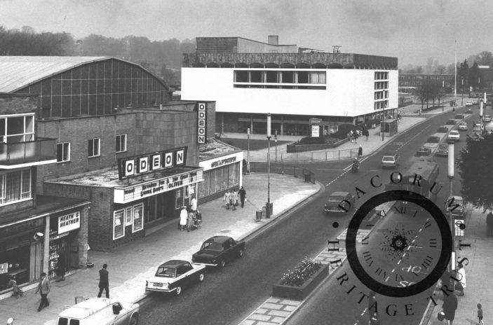 Image of Odeon cinema in Hemel Hempstead